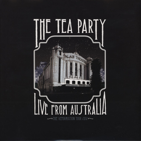 Tea Party, The - Live From Australia