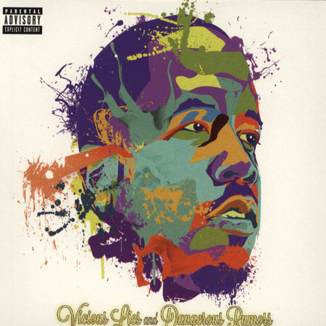 Big Boi of Outkast - Vicious Lies & Dangerous Rumors Deluxe Edition