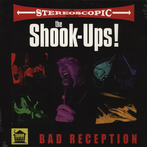Shook-Ups, The - Bad Reception