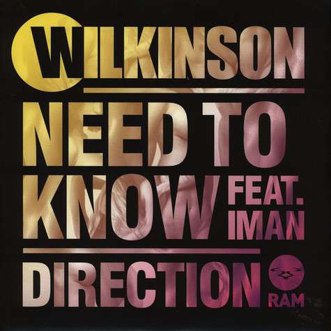 Wilkinson - Need To Know feat. Iman