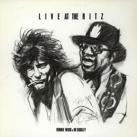 Ron Wood & Bo Diddley - Live At The Ritz