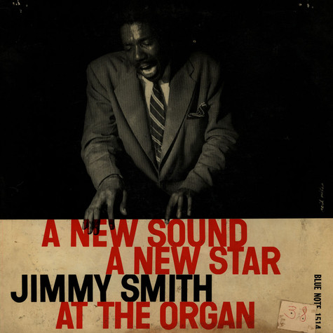Jimmy Smith - A New Sound - A New Star