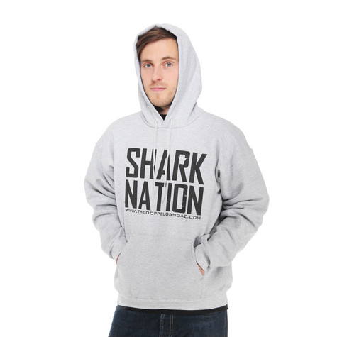 Doppelgangaz, The - Shark Nation Hoodie