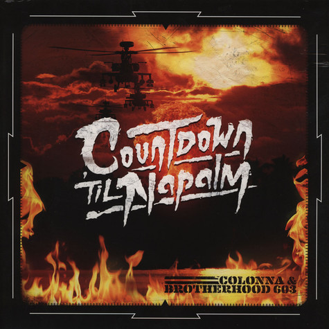 Colonna & Brotherhood 603 - Countdown 'Til Napalm