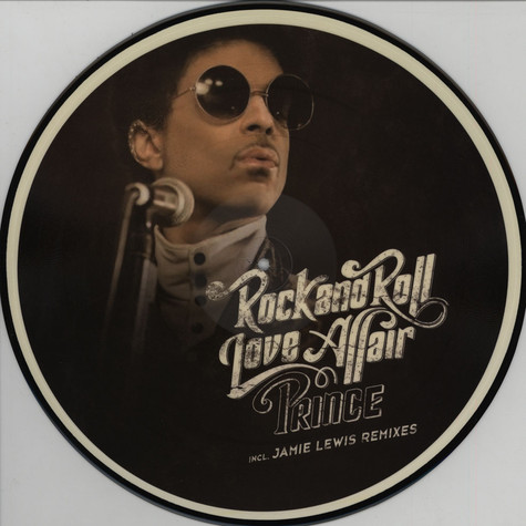 Prince - Rock And Roll Love Affair Picture Disc