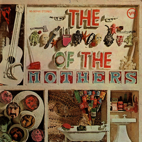 Mothers, The - The ****  Of The Mothers