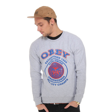 Obey - All City Champs 2 Sweater