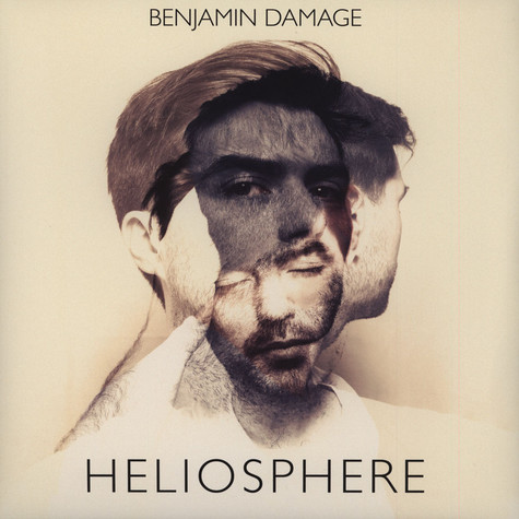 Benjamin Damage - Heliosphere Colored Vinyl
