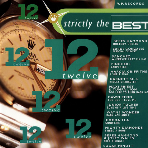 Strictly The Best - Volume 12