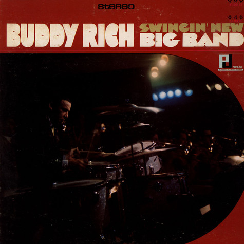 Buddy Rich Big Band, The - Swingin' New Big Band