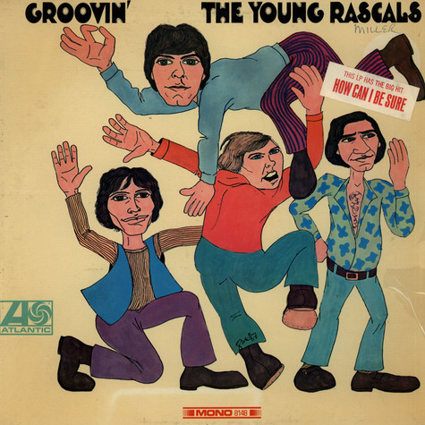 Young Rascals, The - Groovin'