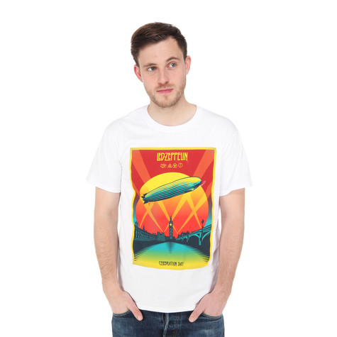 Led Zeppelin - Celebration Day T-Shirt