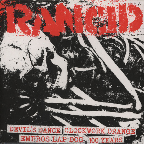 Rancid - Devil's Dance