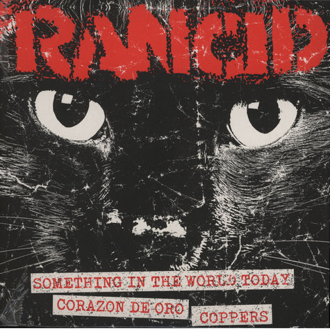 Rancid - Something In The World Today
