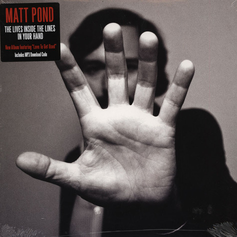 Matt Pond - Lives Inside The Lines In Your Hand