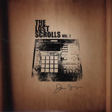 J Dilla - Music From The Lost Scrolls Volume 1