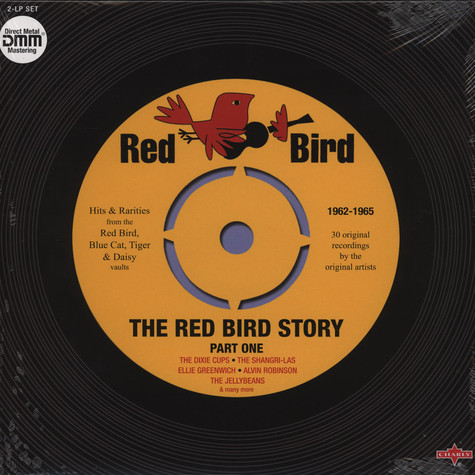 V.A. - The Red Bird Story Volume 1