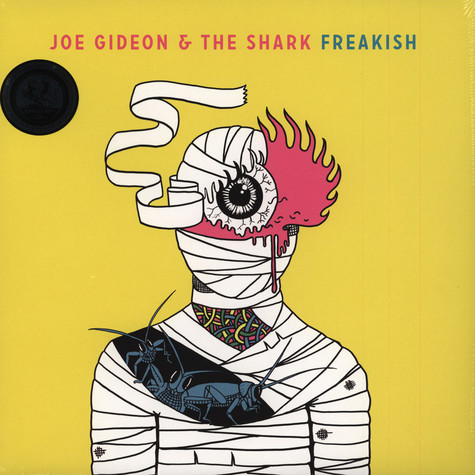 Joe Gideon & The Shark - Freakish