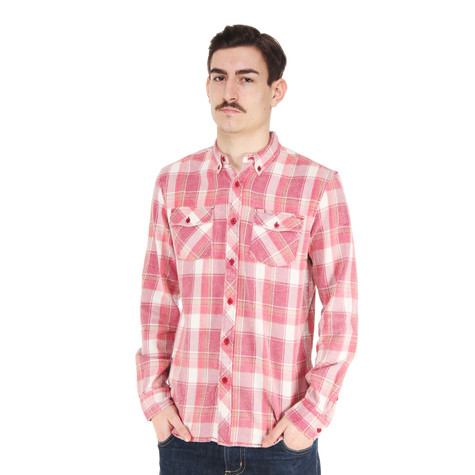 Analog - Alamo LS Flannel Shirt