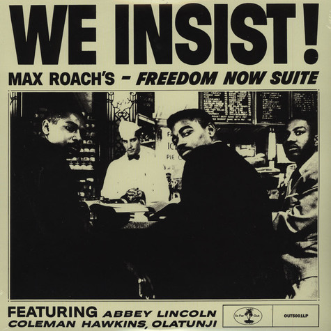 Max Roach - We Insist: Freedom Now Suite