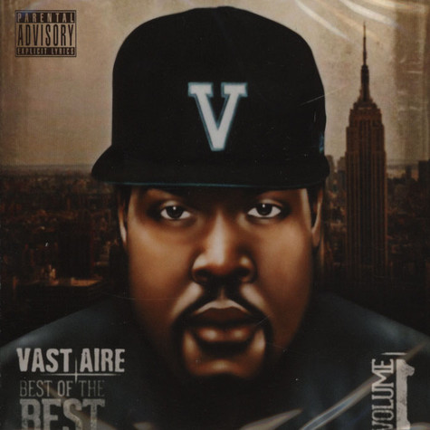 Vast Aire - Best Of The Best Volume 1