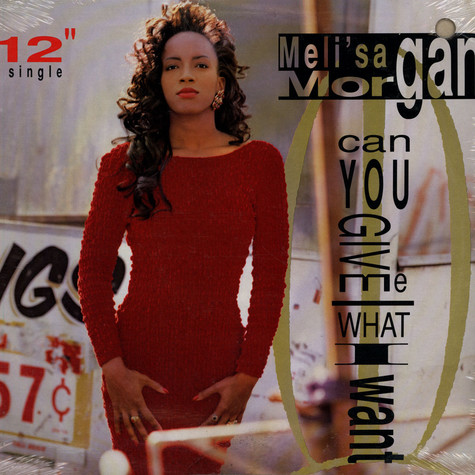Melisa Morgan - Can You Give Me What I Want
