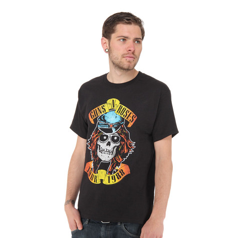 Guns N Roses - Appetite Tour 1988 T-Shirt