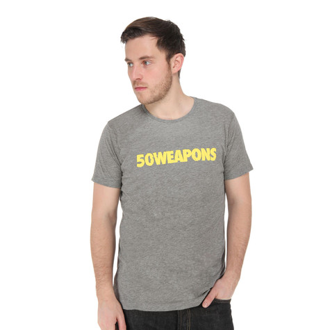 50 Weapons - 50 Weapons Of Choice # 20-29 T-Shirt