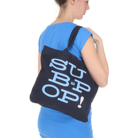 Sub Pop - Canvas Tote Bag