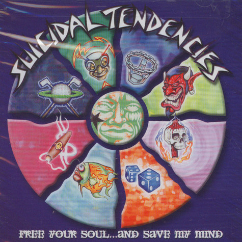 Suicidal Tendencies - Free Your Soul ... And Save My Mind