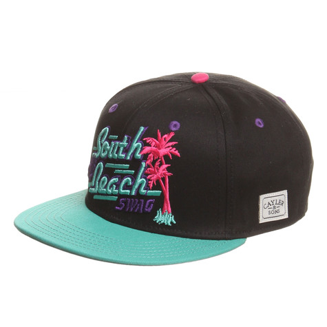 Cayler & Sons - South Beach Snapback Cap