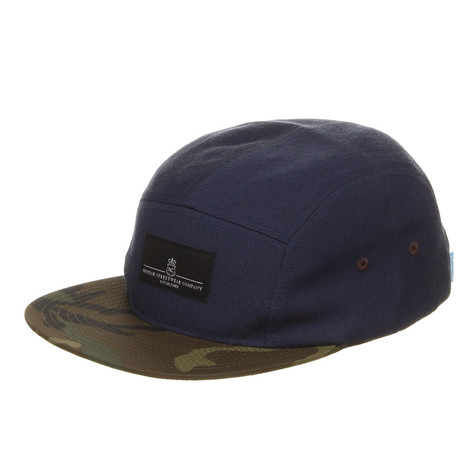 King-Apparel - Militia 5 Panel Cap