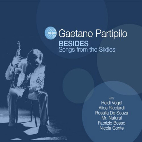 Gaetano Partipilo - Besides - Songs From The Sixties