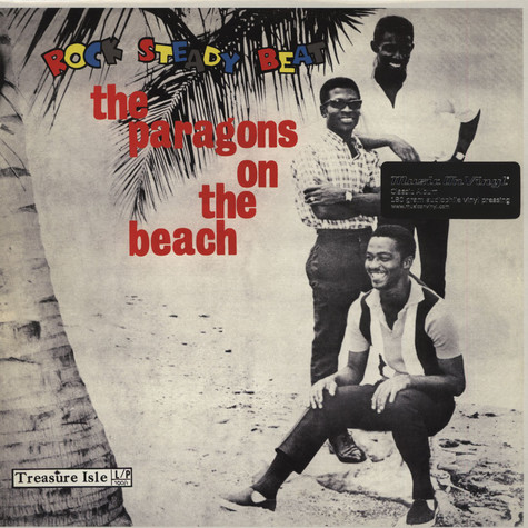 Paragons - On The Beach