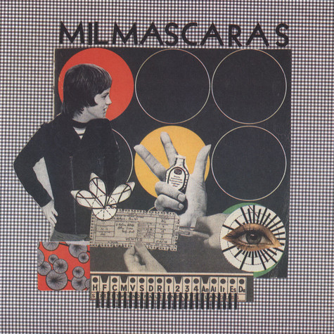 Mil Mascaras - Fuzz / I Said So Far