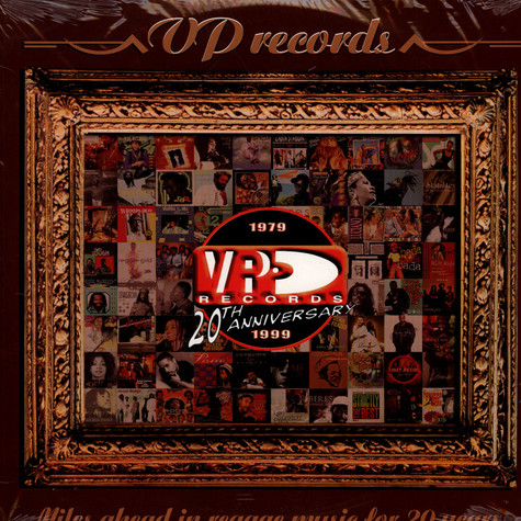V.A. - VP Records 20th Anniversary