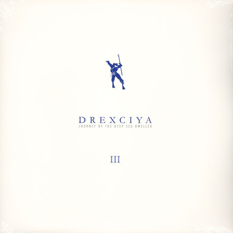 Drexciya - Journey Of The Deep Sea Dweller III