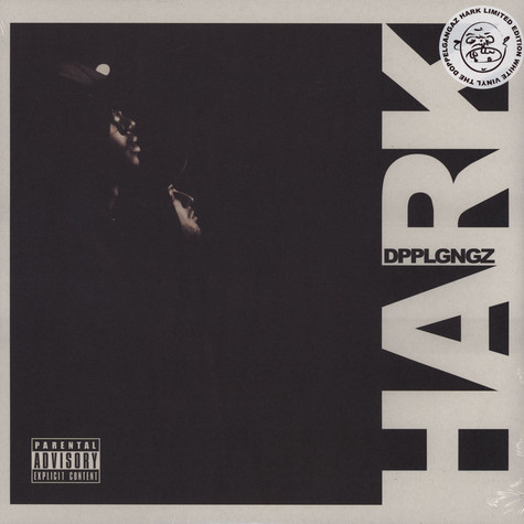 Doppelgangaz, The - HARK White Vinyl Edition