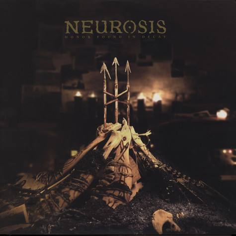 Neurosis - Honor Found In Decay Smoke Grey Vinyl Edition