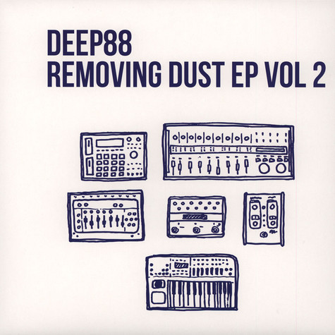 Deep88 - Removing Dust EP Volume 2