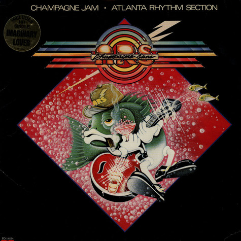 Atlanta Rhythm Section - Champagne Jam