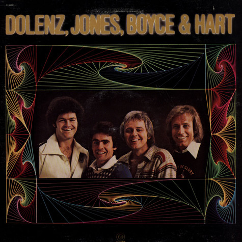 Dolenz, Jones, Boyce & Hart - Dolenz, Jones, Boyce & Hart