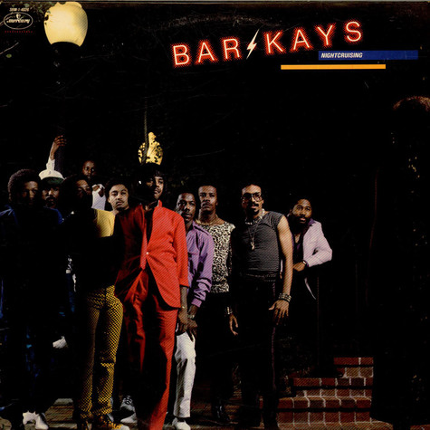 Bar-Kays - Nightcruising