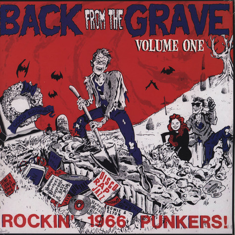 V.A. - Back From The Grave Volume 1