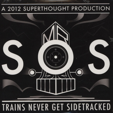 Mr. SOS formerly of Cunninlynguists - Trains Never Get Sidetracked