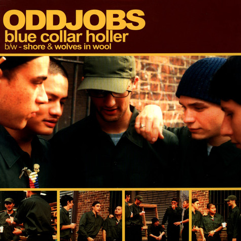 Oddjobs - Blue Collar Holler