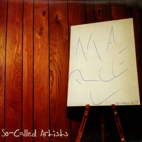 So Called Artists - Paint By Number Songs