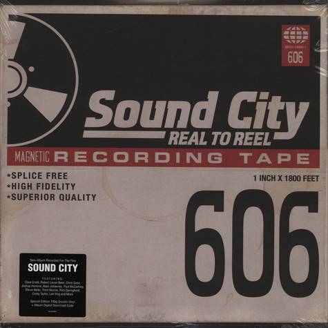V.A. - OST - Sound City - Real To Reel