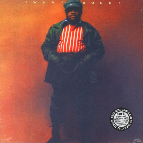 Swamp Dogg - Cuffed Collared And Tagged
