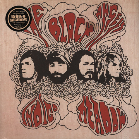 Black Angels, The - Indigo Meadow